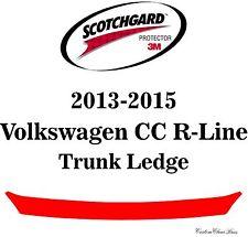 3M Scotchgard Paint Protection Film Clear 2013 2014 2015 Volkswagen CC R-Line