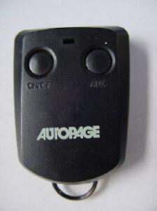 Brand New Autopage Remote Car Replacement XT-58  For CarPro CPX2000/3000, AP5500