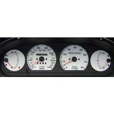 Lockwood Fiat Bravo Dials (inc.16V model) Petrol Engine White Dials #400TT SALE