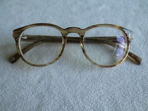 Warby Parker brown glasses frames. Percey.