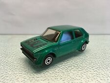 Diecast Edocar 1986 Volkswagen Golf GTI 1:60? Green Mint in Box