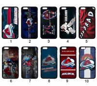 NHL Colorado Avalanche For iPhone iPod Samsung LG Motorola SONY HTC HUAWEI Case