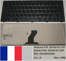 Clavier Azerty Français LENOVO B450 B450A 9Z.N8182.X0F 9Z.N8182.X01 25009183 Y09