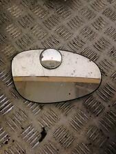 2001 MK3 RENAULT ESPACE 2.2 DCI DIESEL MIRROR GLASS FOR DRIVER RIGHT WING MIRROR