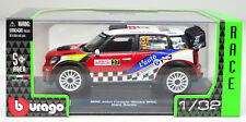 Mini John Cooper Works WRC #37 Dani Sardo Maßstab 1:32 von bburago