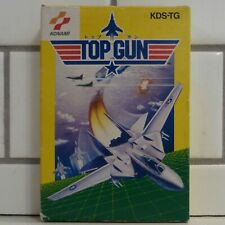 Famicom Nintendo Top Gun Box Boxed 15% Off 2+