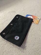 Avery Cargo Zip Black Pencil Pouch (Nwt)