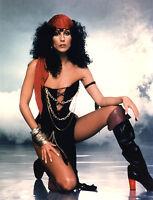 Cher Leggy 8x10 photo T0201