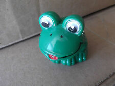 """PLASTIC Frog Of Many Sizes to Tadpole  2""""in TALL"""