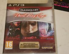 Gioco Devil May Cry HD Collection Sony Playstation 3 PS3 PAL ITA Completo Capcom