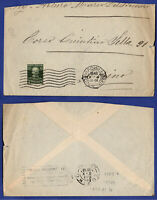 SP 671 - 07.10.1929 - REGNO V. E. III  EFFIGIE V. E. II USO ISOLATO.