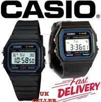 New Casieo F91W Classic LCD Digital RETRO Sports Alarm Stopwatch Wrist Watch