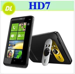 "T9292 Original HTC HD7 3G Windows 7 T-Mobile GPS WIFI 5MP 4.3""TouchScreen Phone"