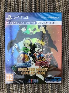 Persona 3 & 5 Endless Night Collection - PS4 - BN and Sealed