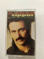 Aaron Tippin READ BETWEEN the LINES Cassette Tape
