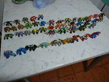 Collezione 47 personaggi Gormiti