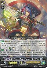 CARDFIGHT VANGUARD CARD: GODDESS OF ASTROLOGY, YASAKA - G-CHB02/023EN R RARE