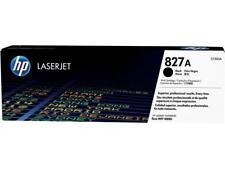 HP 827A LaserJet Toner Cartridge - Black