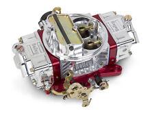 Holley 0-76650RD 650cfm Ultra Double Pumper Carburetor Red Billet