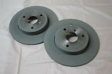 Genuine Smart Fortwo Front Brake Discs A4514210112 NEW!