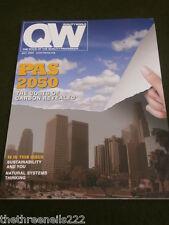 QUALITY WORLD - NATURAL SYSTEMS THINKING - MAY 2009