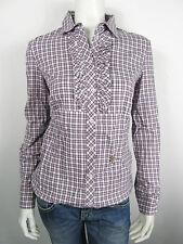 Maison Puerco Espin Bluse Bloes Body Shirt Falcon Pink Neu XL
