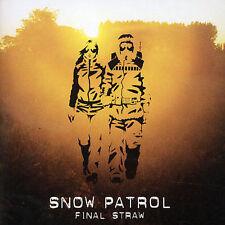 Final Straw [UK Bonus Tracks] by Snow Patrol (CD, Feb-2004, Polydor)