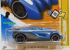HOT WHEELS 2012 NEW MODEL EAGLE MASSA W+
