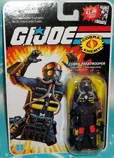G I Gi Joe 25Th Anniversary Cobra Paratrooper Para-Viper Figure Moc