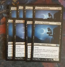 Mtg vampire nighthawk  x 2 great condition