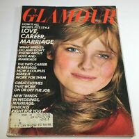 VTG Glamour Magazine: February 1971 - Cheryl Tiegs Fashion Cover