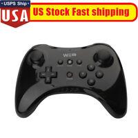 Fits For Nintendo Wii U PRO Controller - Black USA
