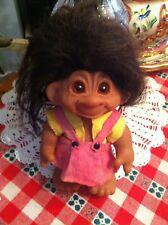 Vintage Thomaks Dam Troll, Denmar doll