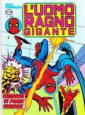 L' UOMO RAGNO GIGANTE Serie Cronologica n. 88 - EDITORIALE CORNO