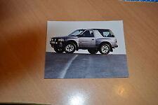 PHOTO DE PRESSE ( PRESS PHOTO ) Opel Frontera Sport 2.8 TDi 1995 OP280