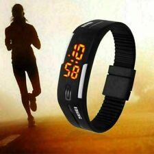 SKMEI Men Women's Sport Watch Digital LED Waterproof Date Quartz Wristwatches US