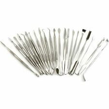 22 Wax Carving Spatulas Dental Jewelers Jewelry Deisgn Art Carft Sculpting Tools