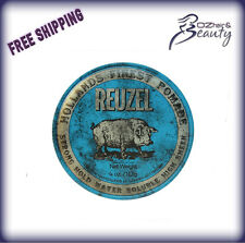 Reuzel Blue Strong Hold High Sheen Pomade Water Soluble High 113g