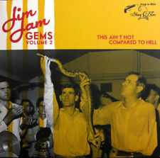 """Jim Jam Gems Vol 2 This Ain't Hot Compared  Stag-O-Lee Vinyl 10"""" NEW NEU SEALED"""