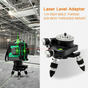 360 Laser Level Adapter for 12 Lines 3D Green Beam Self-leveling Laser Level HOT