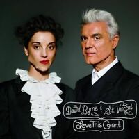 David Byrne / St Vincent - Love This Giant Neuf CD
