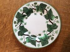 "Wedgwood Napoleon Ivy THREE creamware 5 3/4"" bread plates 1940's AS IS"