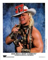 JEFF JARRETT WWF WWE WRESTLING PHOTO 8x10 DOUBLE J WCW