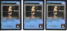 WWE RAW DEAL - 3X Diversion *FREE SHIPPING* RARE Action - Stacy Keibler -