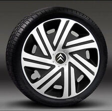 "NEW 4x14"" wheel trims, Hub Caps, Covers to fit Citroen C2,C3"