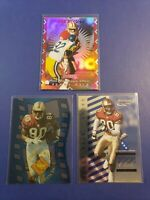 Jerry Rice Numbered Card Lot San Francisco 49ers Hall of Fame