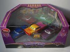 Disney Pixar Cars Ramone O Rama With Exclusive Radiator Springs Ramone 1:43 NEW