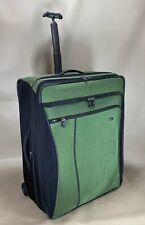 "Victorinox Werks Traveler 3.0 Upright 27"" Expandable Suitcase Emerald/ Black"