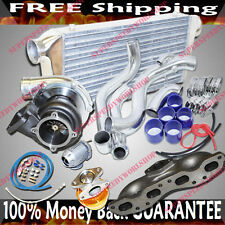 Upgrade Turbo Kits GT35 Turbo for 95-98 Fits Nissan 240SX S14 S15 SR20DET