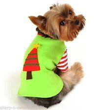 Artículos de color principal verde XS para perros